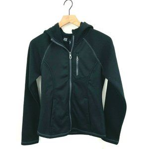 NWT! Spyder Black Full Zip Jacket